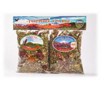 Подарочный набор из 2-х травяных напитков по 50 гр. Вариант №2