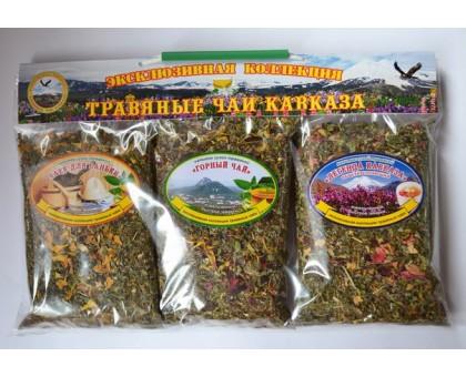 Подарочный набор из 6-и травяных напитков по 100 гр.